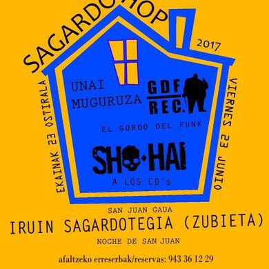 SagardoHop 2017 Iruin Sagardotegia