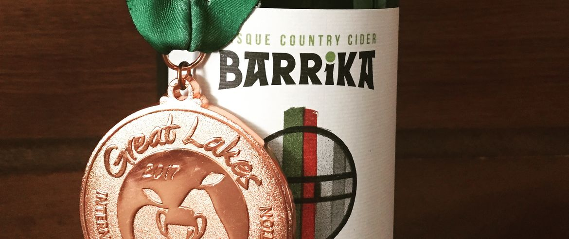 Barrika, Basque Country cider in New York