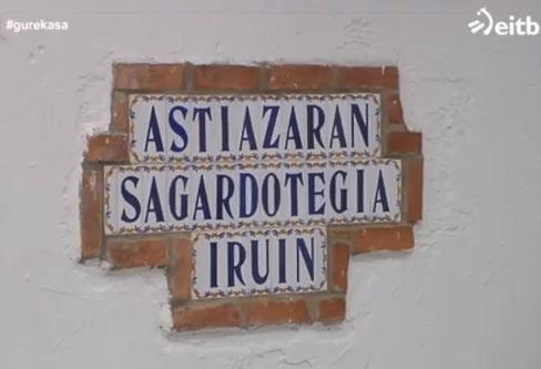 Iruin Astiazaran sagardotegia