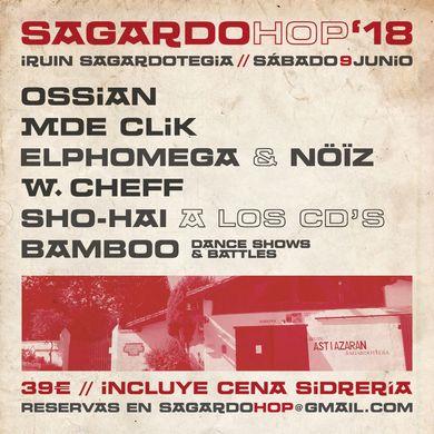 SagardoHop 2018 Iruin Sagardotegia