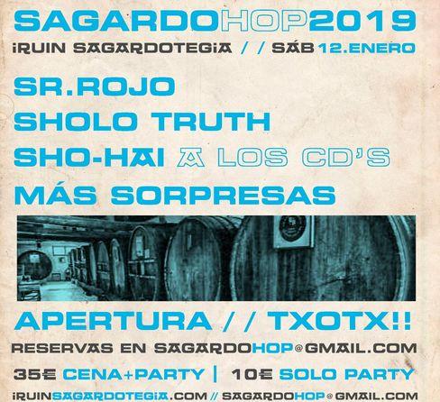 SagardoHop 2019 Iruin Cider House